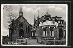 AK Hoogersmilde, Geref Kerk, Kirche