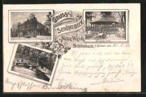 AK Schönebeck, Gasthaus