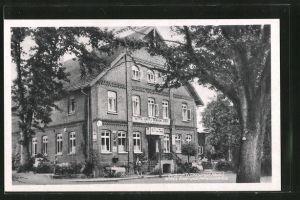 AK Undeloh, Gasthaus Pension Witte