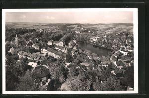 AK Lobenstein, Blick vom alten Turm