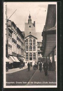 AK Maastricht, Groote Straat en het Dinghuis