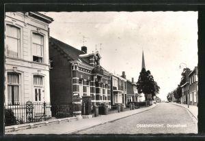 AK Ossendrecht, Dorpsstraat