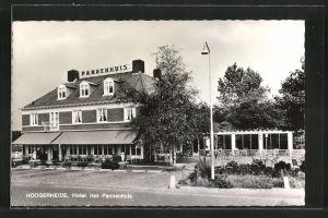 AK Hoogerheide, Hotel Het Pannenhuis, Vorderansicht