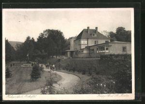 AK Heiligenstadt-Eichsfeld, Blick auf das Kneipp-Bad St. Martin