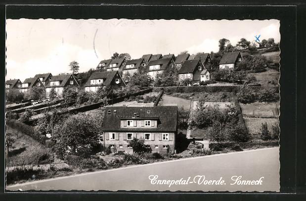 AK Ennepetal-Voerde, Siedlung am Sonneck