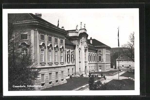 AK Stubenberg, Gauschule Schielleiten