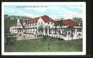 AK Knoxville, TN, Whittle Springs Hotel