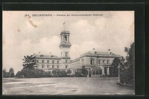AK Melbourne, Palais du Gouvernement federal