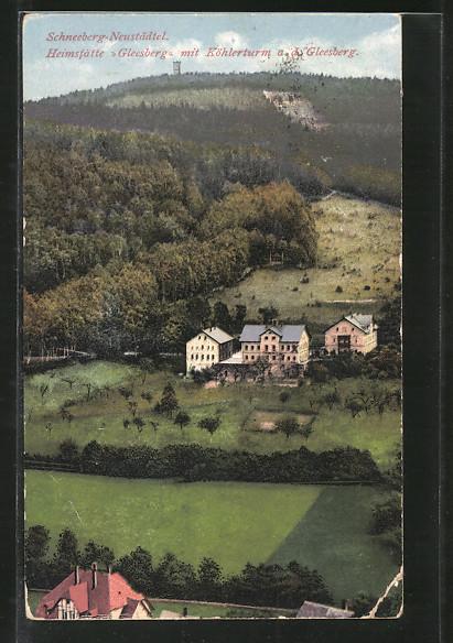 AK Schneeberg-Neustädtel, Heimstätte