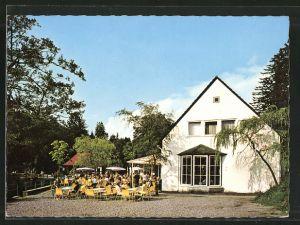 AK Leopoldstal, Waldhotel Silbermühle