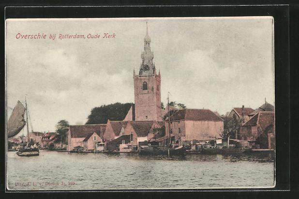 AK Overschie, Oude Kerk