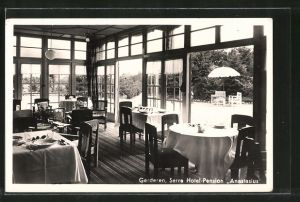 AK Garderen, Serre Hotel-Pension