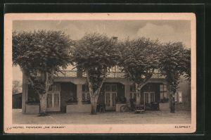 AK Elspeet, Hotel Pension