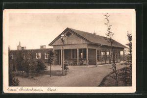 AK Elspeet, Eetzaal Broederschapshuis