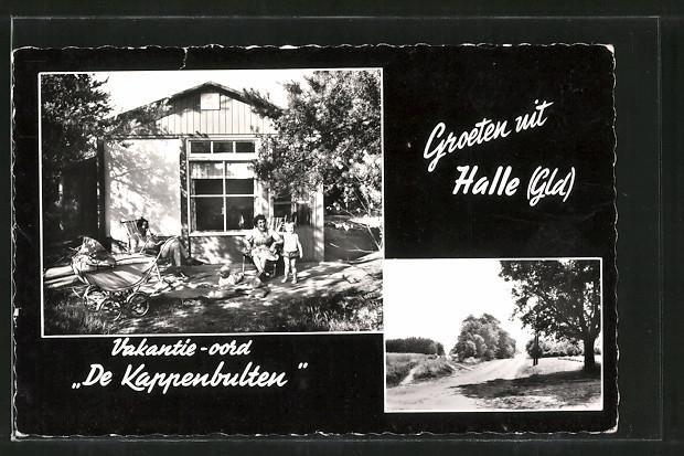 AK Halle, Vacantieoord de Kappenbulten