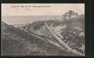 AK Wijk aan Zee, Weg naar het Strand