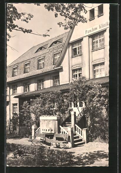AK Augustusturm, Pawlow-Klinik 0