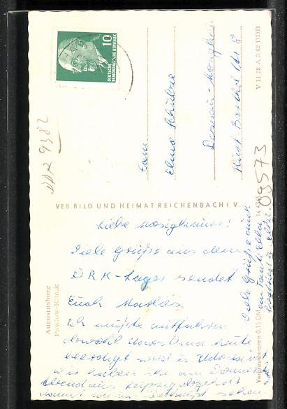 AK Augustusturm, Pawlow-Klinik 1
