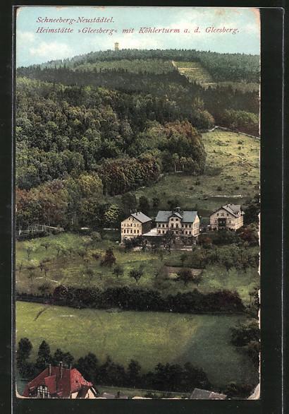 AK Schneeberg, Heimstätte
