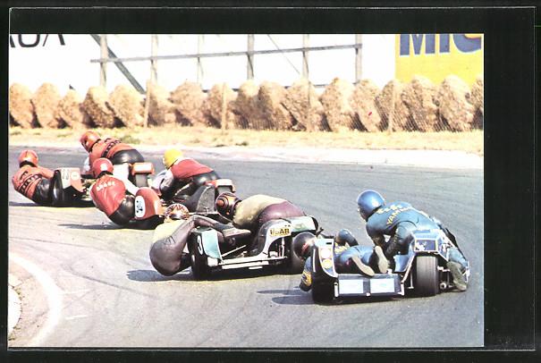 AK Road Racing, Seitenwagenrennen, Janssen/Smitz, Ohrmann/Grube, Geerts/van Veen und Brouwer/Mak
