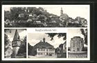 Bild zu AK Burgbernheim, ...