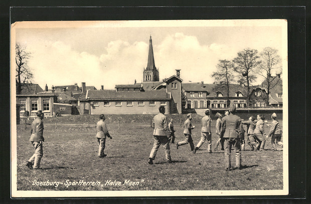 AK Doesburg, Sportterrein