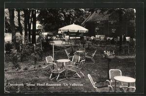 AK Doorwerth, Terras Hotel-Restaurant