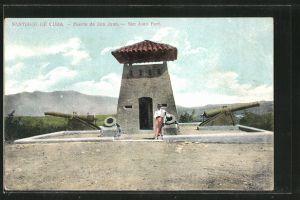 AK Santiago de Cuba, Fuerte de San Juan