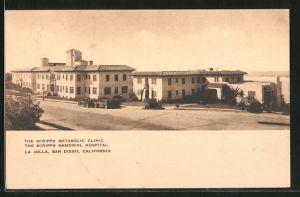 AK San Diego, CA, The Scripps Memorial Hospital, La Jolla 0