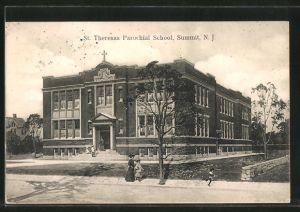 AK Summit, NJ, St, Theresas Parochial School 0