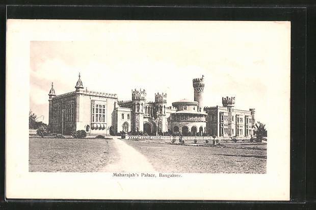 AK Bangalore, Maharajah's Palace