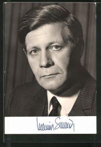 AK Helmut Schmidt, Stellvertretender Vorsitzender der SPD