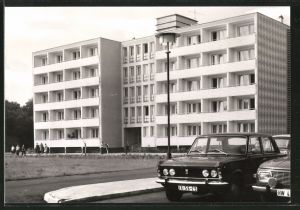 AK Buckow, FDGB-Erholungsheim Theodor Fontane, Haus II