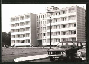 AK Buckow, Haus II vom FDGB-Erholungsheim Theodor Fontane