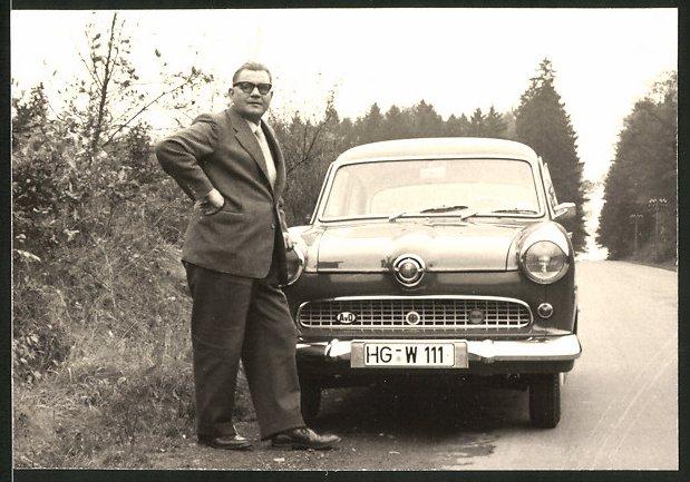 Fotografie Auto Ford Taunus