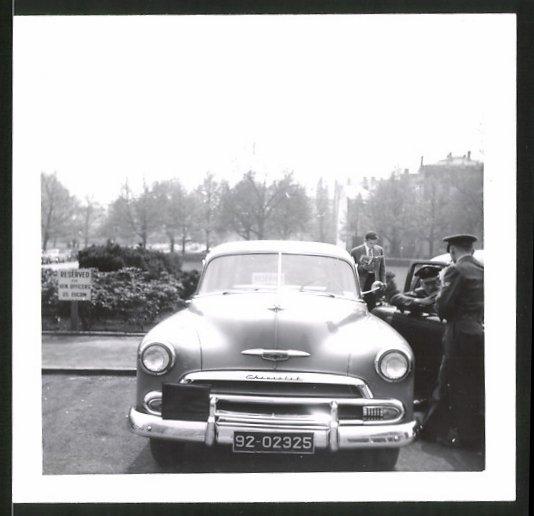 Fotografie Auto Chevrolet