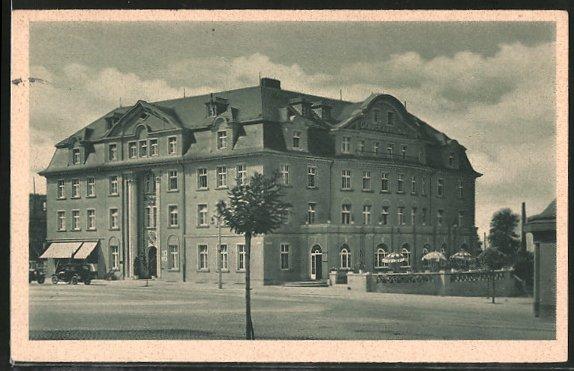 AK Glauchau, Hotel Glauchauer Hof