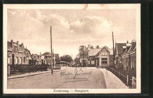 AK Hoogkerk, Strassenpartie