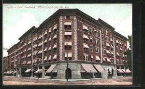 AK Huntington, WV, Hotel Frederick