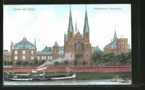 AK Steyl, Missionshaus (Maasseite)