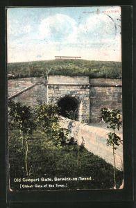 AK Berwick-on-Tweed, Old Cowport Gate