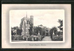 AK Hitchin, Parish Church