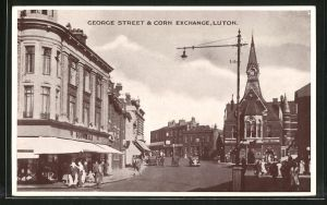 AK Luton, George Street & Corn Exchange