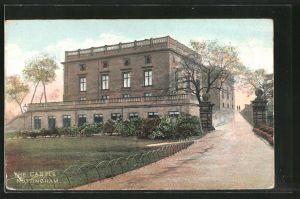 AK Nottingham, The Castle, Schloss