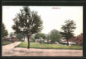 AK Ickleford, Ortspartie