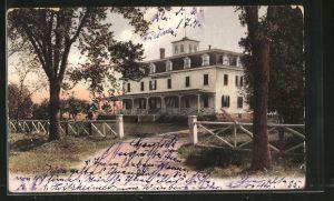 AK Wickford, RI, Cold Spring House