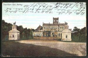 AK Hanley, Trentham Hall