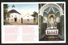 AK Wartha, Kapelle auf dem Warthaberge, Inneres der Bergkapelle