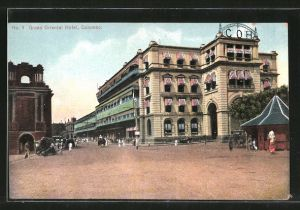 AK Colombo, Grand Oriental Hotel