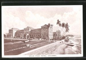AK Colombo, Galle Face Hotel